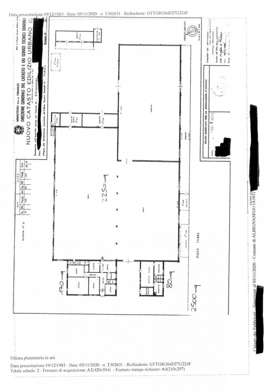 Capannone in vendita a Albignasego, 9999 locali, zona Località: Albignasego, prezzo € 680.000 | CambioCasa.it
