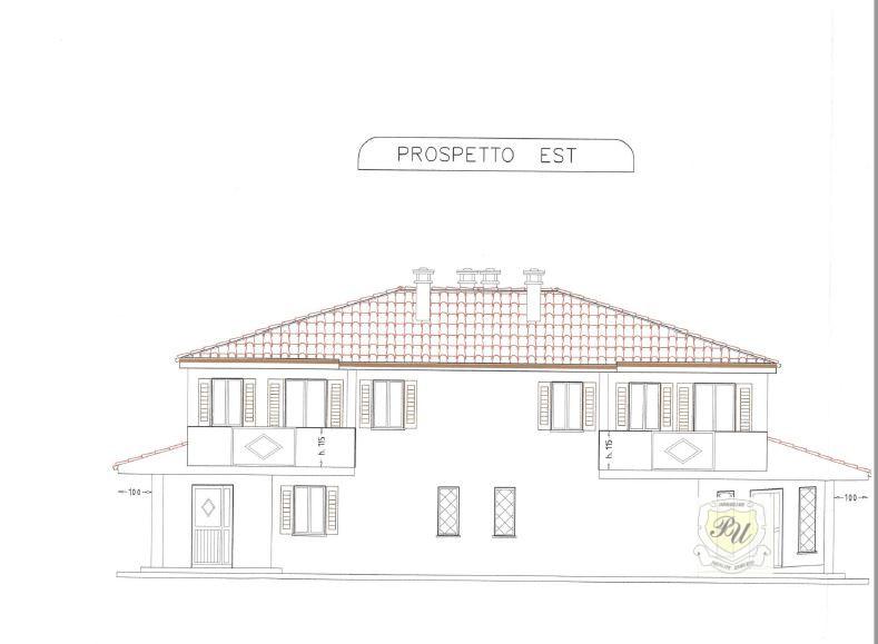 Villa Bifamiliare in vendita a Villa Estense, 4 locali, prezzo € 235.000   CambioCasa.it