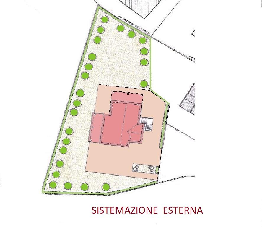D318 Signorile casa singola con giardino e splendida vista in vendita a Torreglia Array
