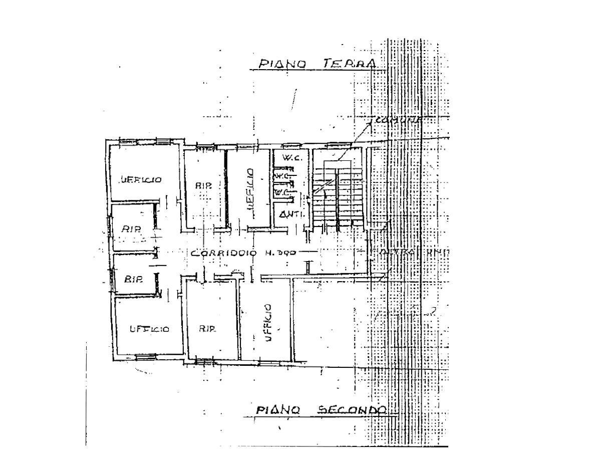 Cittadella - Ufficio da ristrutturare