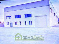 VICENZA OVEST - CAPANNONE INDUSTRIALE MQ 6897 -