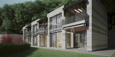 Appartamenti di prestigio con piscina sul lago di Como