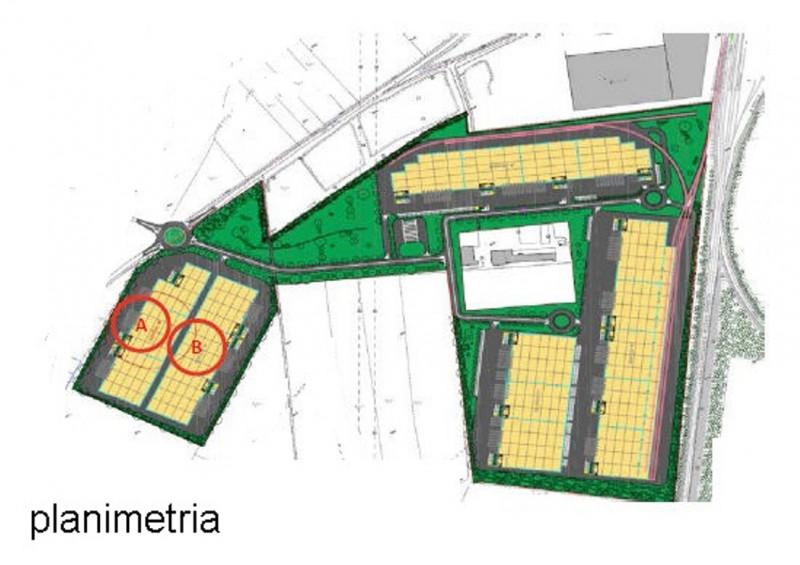 Magazzino in affitto a Bressana Bottarone, 4 locali, Trattative riservate | PortaleAgenzieImmobiliari.it