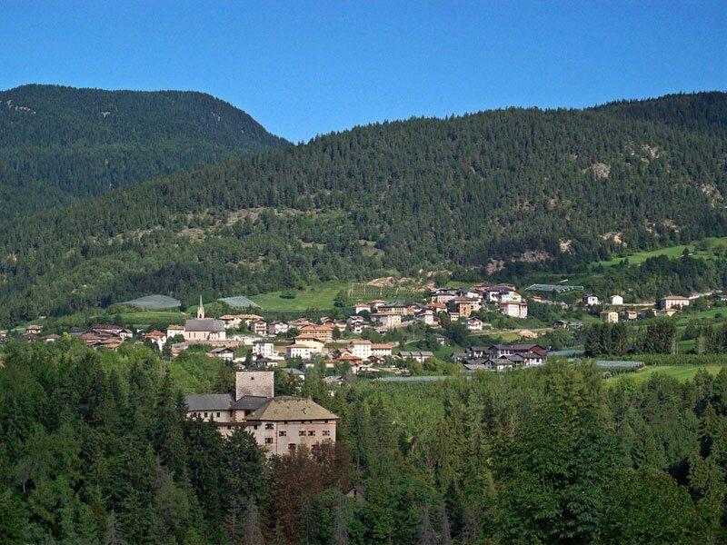 Castelfondo, Val di Non: Terreno edificabile