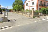 Posto auto (sub 3) in piazzale asfaltato