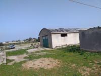 Carini, nei pressi dell'aeroporto, vendesi terreno con capannone