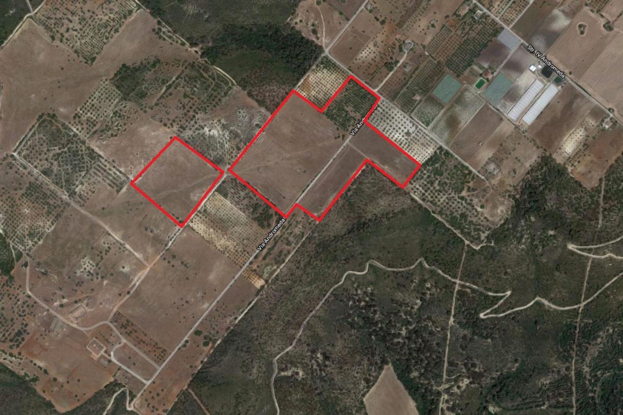 Terreni agricoli- Lotto 3 - Caltagirone - CT