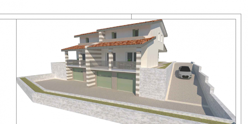 Villa Bifamiliare in Vendita a Roncà
