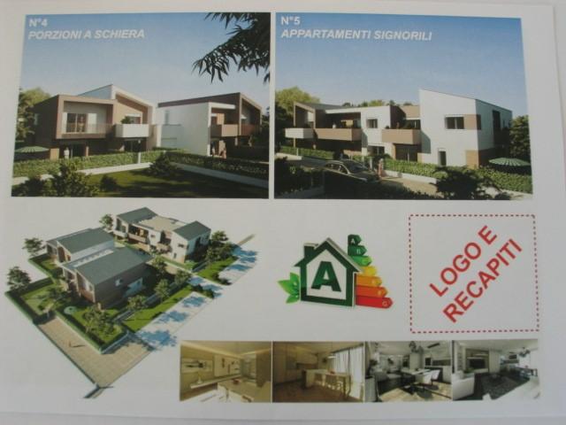 Villa a Schiera in vendita a Massanzago, 4 locali, zona Località: Massanzago - Centro, prezzo € 215.000 | CambioCasa.it