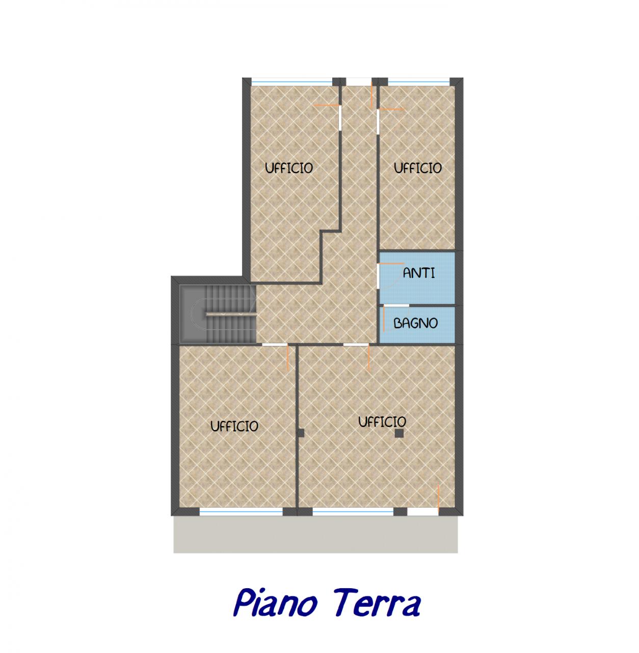 Rif. A402 - Negozio /Ufficio Abano Centro Array