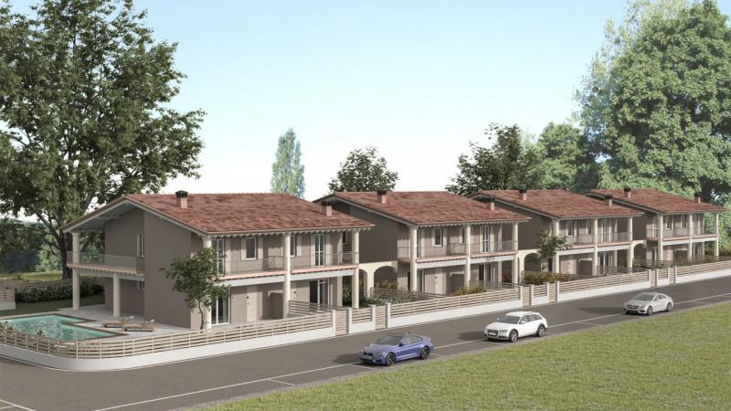 Villa Bifamiliare in vendita a Solferino, 5 locali, zona Località: Solferino, prezzo € 330.000 | CambioCasa.it