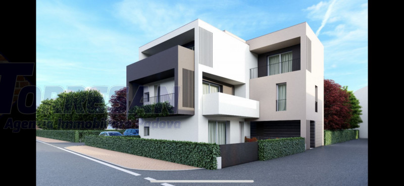 Attico / Mansarda in vendita a Campodarsego, 5 locali, zona Località: Campodarsego - Centro, prezzo € 285.000   PortaleAgenzieImmobiliari.it