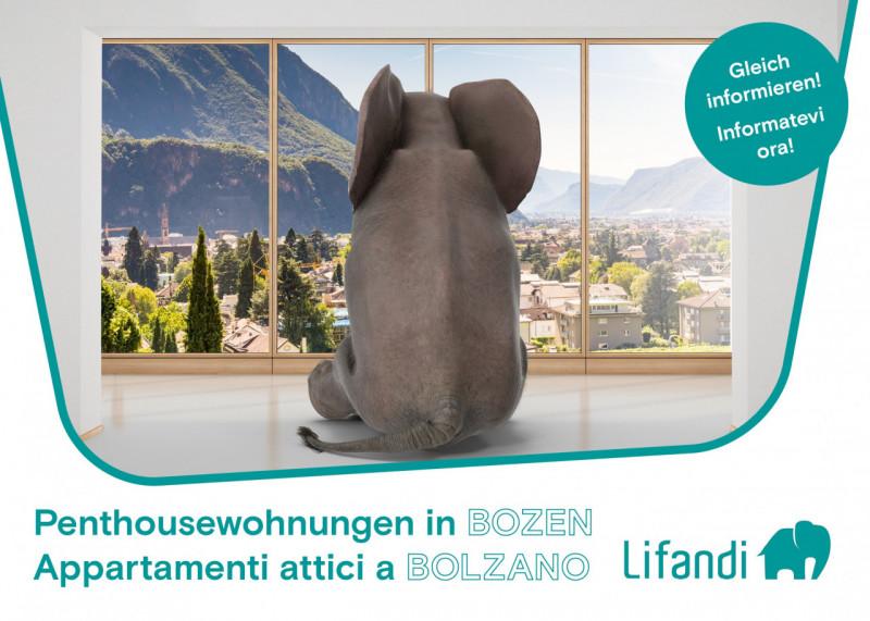 Attico / Mansarda in vendita a Bolzano, 4 locali, zona Località: Bolzano, prezzo € 950.000 | PortaleAgenzieImmobiliari.it