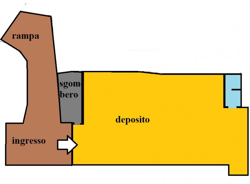 Magazzino in affitto a Cagliari, 1 locali, zona Zona: Pirri, prezzo € 1.200   CambioCasa.it